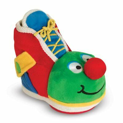 Melissa & Doug K's Kids - Learning Shoe Baby and Toddle