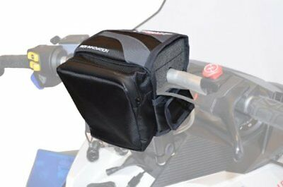 PowerMadd Black Snowmobile Riser Bag