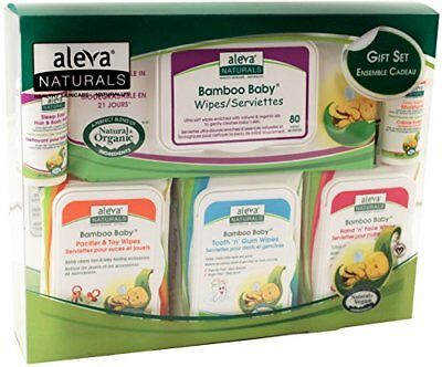 Aleva Naturals Assorted Wipes Gift Set