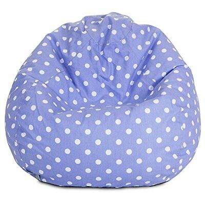 Majestic Home Goods Classic Bean Bag Chair - Mini Polka