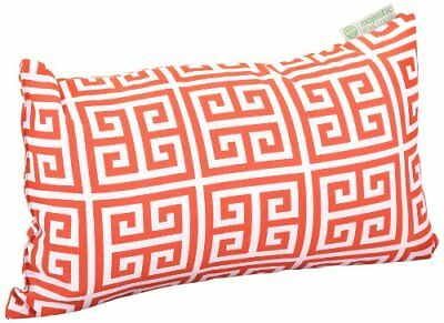 Majestic Home Goods Towers Pillow, Small, Orange