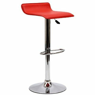 Modway Gloria Bar Stool in Red