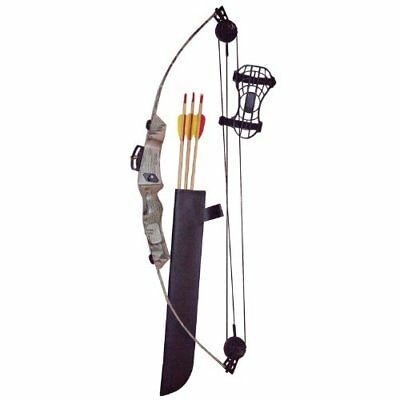 6305648 SA Sports Elk Compoun Youth Bow Set 564