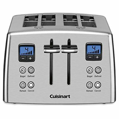 Cuisinart CPT-435C 4-Slice Countdown Metal Toaster - St