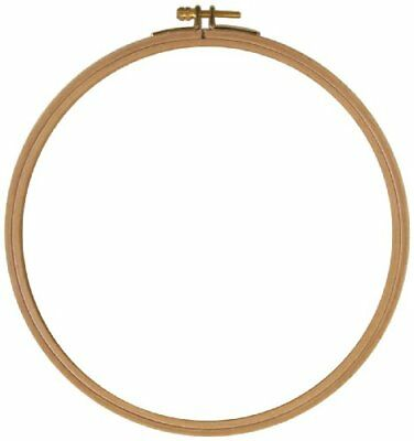 Edmunds German Hand Or Machine Embroidery Hoop, 8-Inch