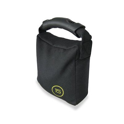 CAP Barbell Weighted Bag, 20-Pounds, Black