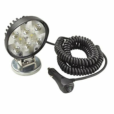Wesbar (54209-017) Round Auxiliary LED Work Light with