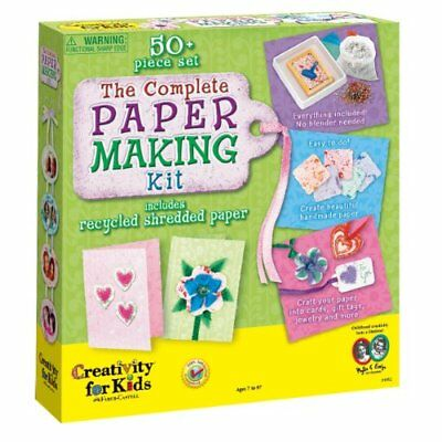 The Complete Paper Making Kit
