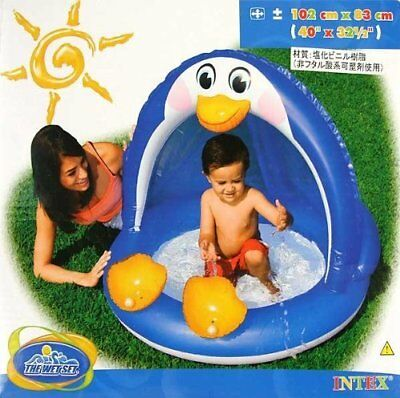 INTEX manufactured by Penguin Baby Pool 57418 (102cm x