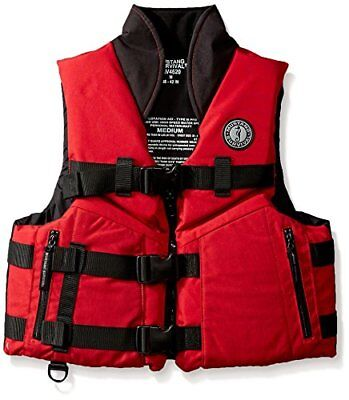 Mustang Survival Accel 100 High-Speed PFD, Red/Black, X
