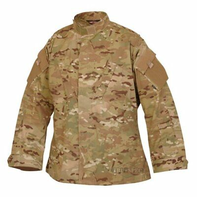 Tru-Spec TRU Long-Sleeve Shirt Poly-Cot MultiCam S-Reg