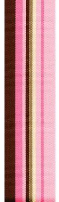 Offray Westbrook Stripe Craft Ribbon, 7/8-Inch Wide by