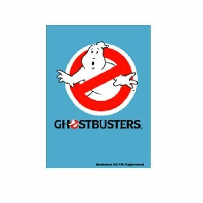 Character Card Sleeve Ghost Busters Blue