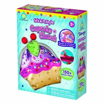The Orb Factory Limited Stick 'n Style Cupcake Clutch