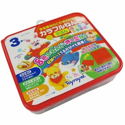 8 colors No.7351 basic Clay colorful (japan import) by