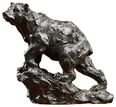 Crestview Collection Bear Lake Resin Decorative Statue