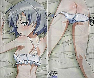 Strike Witches | Reversible pillow cover ¥ Sanya ¥ V