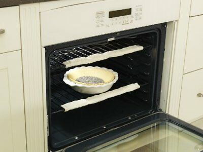 Camerons ORG Double Jaz Innovations Oven Rack Guard Bur