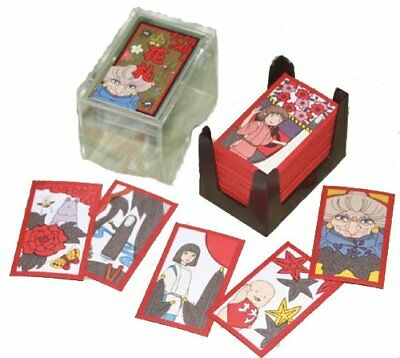 Spirited Away playing cards to Chihiro (japan import) b