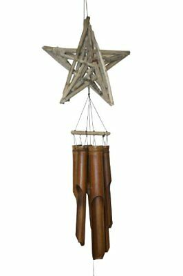 Cohasset 241 Driftwood Star Wind Chime