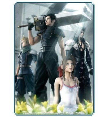 Final Fantasy Character Card Sleeve Crisis Core-final F