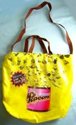 ARASHI Formal goods Shopping Bag LIVE TOUR Popcorn