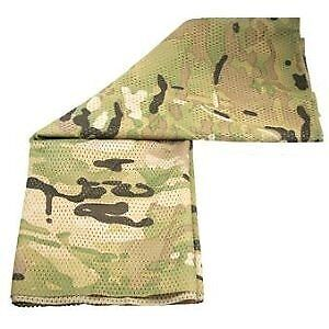 In earnest neck scarf face mask [155 x 48] Multicam the