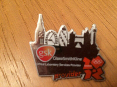 Collectable, Memorabilia Authentic Olympic Games Pins GSK London