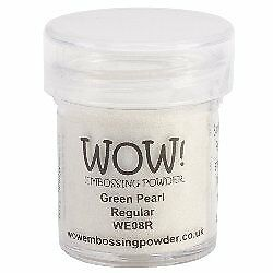 Wow Embossing Powder WOW! Embossing Powder, 15ml, Green