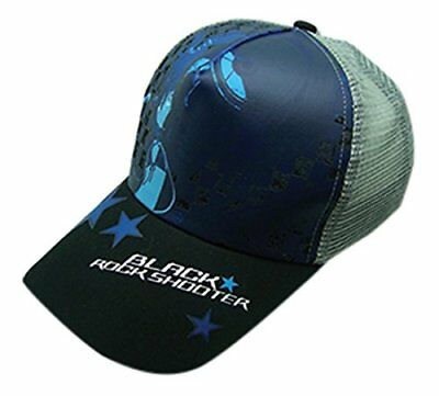 Great Eastern Entertainment Rock Shooter Cap, Black