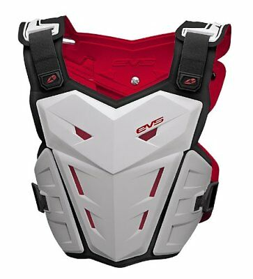 EVS Sports F1 Roost Guard (White, Small/Medium)