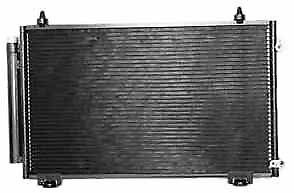 TYC 3085 Toyota Parallel Flow Replacement Condenser