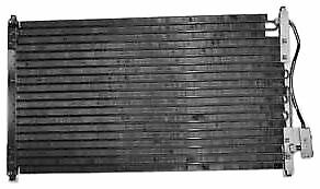 TYC 4882 Ford Mustang Serpentine Replacement Condenser