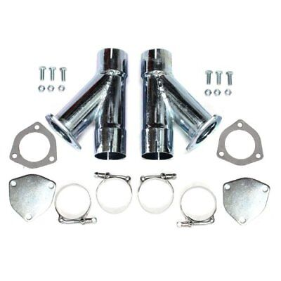 """Patriot Exhaust H1130 2-1/2"""" Exhaust Cut-Out Hookup Kit"""