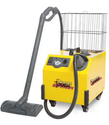 Steam Cleaning Commercial Cleaner Machine GB Tough MR-750 Steamer 240V
