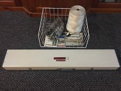 Deceased Estate Knitting Machine (Like new) Plus Yarn and accessories