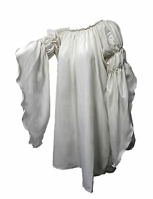 I-D-D Renaissance Medieval Peasant Dress Up Pirate Faire Celtic Blouse