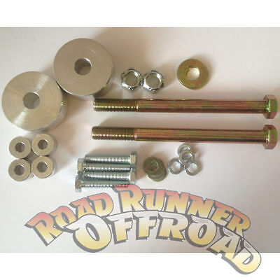 IFS Diff Drop Kit for Toyota Hilux 2005 on