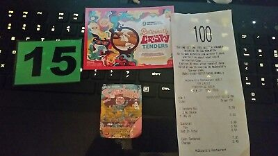 RICK AND MORTY Authentic McDonald's Szechuan Sauce Packet (1)
