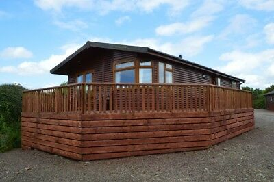 Holiday Lodge 3 bedroom for sale - Kircudbright, Dumfries & Galloway