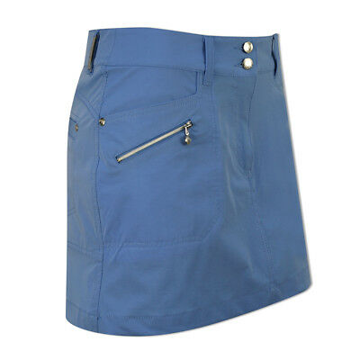 Daily Sports Pro-Stretch Skort with Straight Fit in Sky Blue