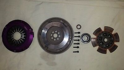 Exedy Clutch and Flywheel Kit Hyper Single stage 3 Race Rally Time Attack Honda
