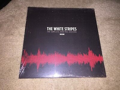 The White Stripes The Complete John Peel Sessions BBC 2xLp Colored Vinyl