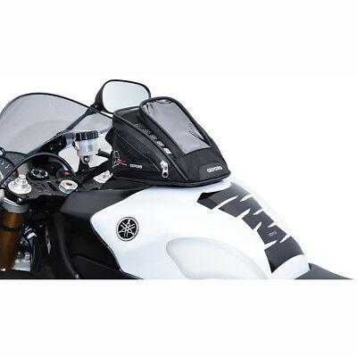 Motorcycle Oxford M1R Lifetime Micro Tank Bag Magnetic 1 Litre WP - All Colours