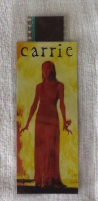 Carrie film cell bookmark Horror Block Exclusive collectable brand new unopened