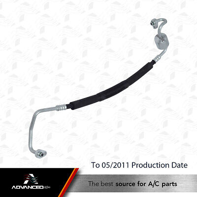 13-16 Ford Escape L4 1.6L Turbocharged ONLY New AC A//C Suction Hose Fits