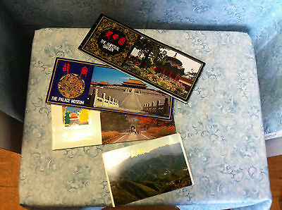 Collection of 39 Chinese Postcards