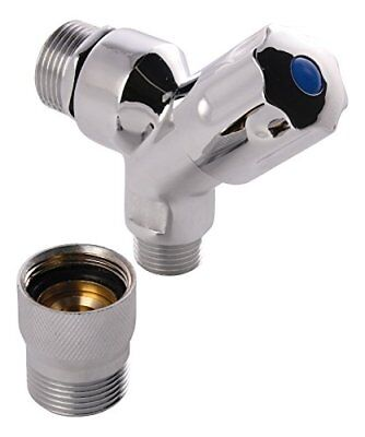 Sanitop-Wingenroth Outlet Valve with Tube Diffuser Backflow Preventer 1/2 Inch