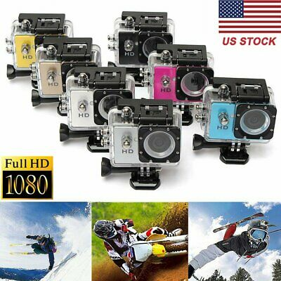 SJ4000 Portable Waterproof Sports Camera HD DV Car Action Video Record Camcorder