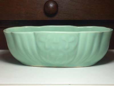 Vintage Brush McCoy ceramic  window planter made in the USA